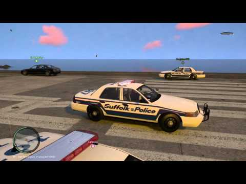The Godfather Gaming   Suffolk Police Department   Training Section GTA IV