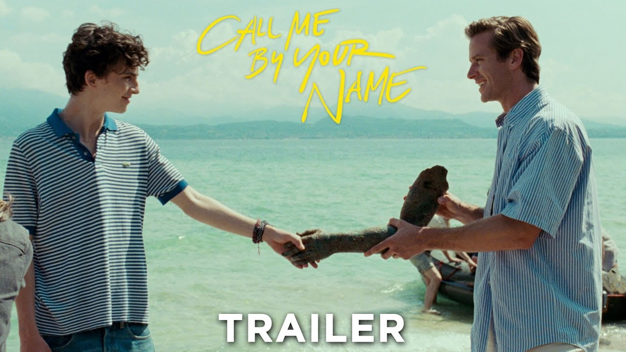 CALL ME BY YOUR NAME - Trailer A - Ab 1.3.18 im Kino!