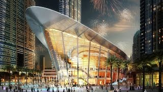 Engineering Dubai Opera House | The B1M