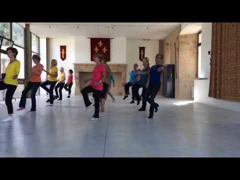 Adonde Voy - Line Dance