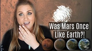 WOW! They Found a Lake on Mars!  Is This Proof Of Life?