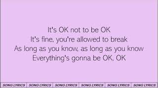 OK Anxiety Anthem Lyrics - Mabel
