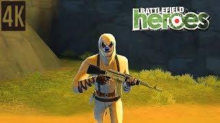 [4K] Battlefield Heroes - PC Gameplay - (Rising Hub)