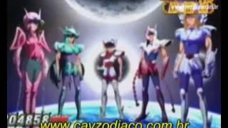 Os Cavaleiros Do Zodíaco - Nova Abertura (Português) 2011