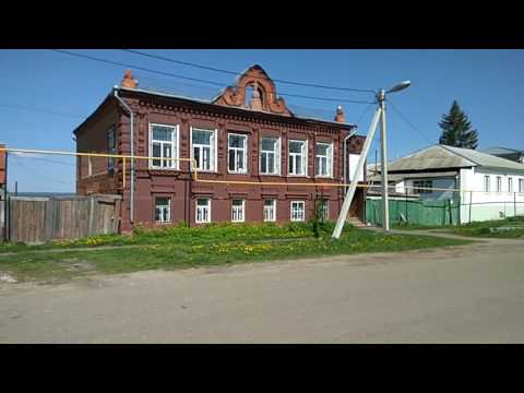 Засыпанные здания.Мордовия,Ардатов.