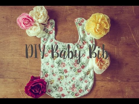 Diy Baby Bib Fast Easy