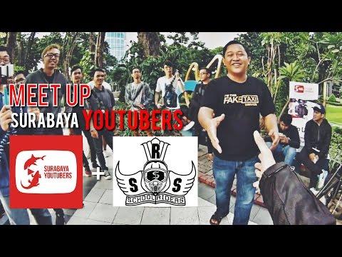MEET UP SURABAYA YOUTUBERS & SCHOOL RIDERS SURABAYA | Perspektif Motovlog