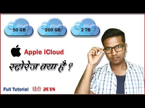 icloud id kya hai ? || apple icloud storage full details latest 2019