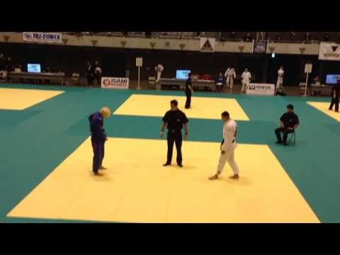 2013 Asian Open Jiu-Jitsu Championship - Black Belt 79kg Final: William Dias vs Makoto Ogasawara