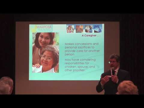 WELLNESS LECTURE  Caring for the Caregiver  2-23-17