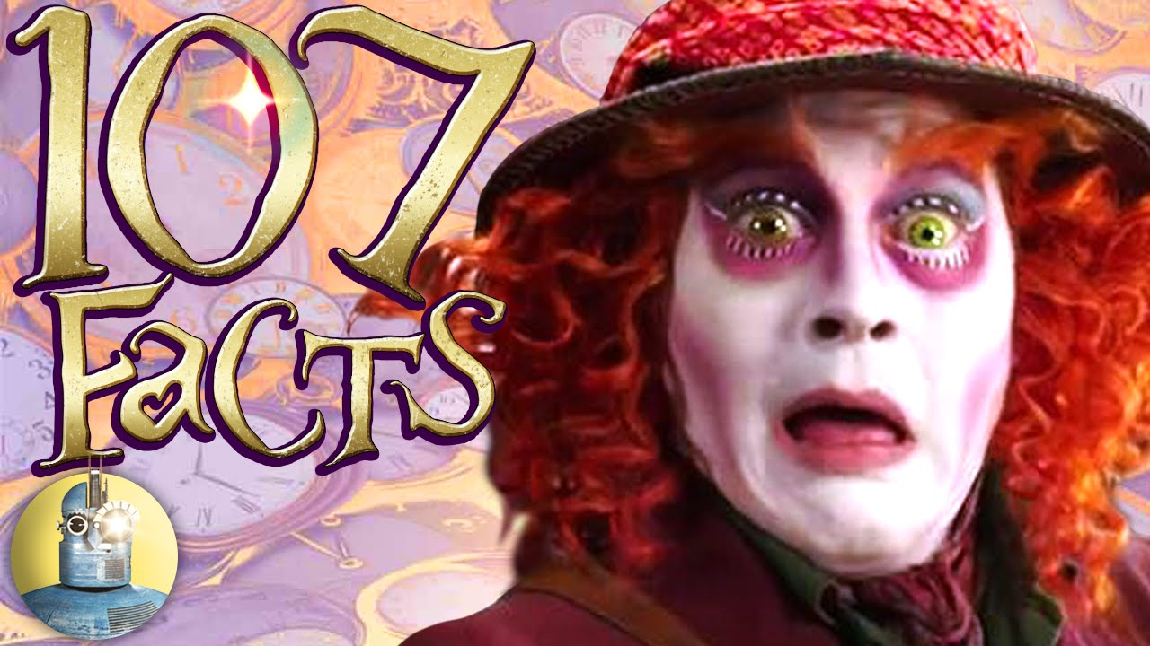 107 Alice Through the Looking Glass Facts YOU Should Know (@Cinematica)