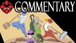 Dustforce - Gameplay Commentary