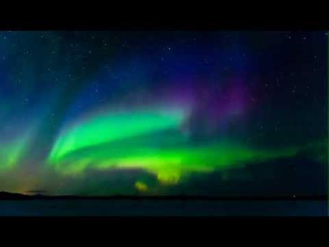 תיעוד מדהים של הזוהר הצפוני