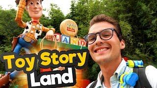 Apertura de Toy Story Land/ CONCURSO!/ Memo Aponte