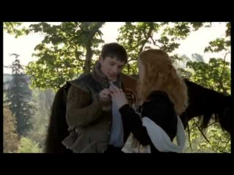 Elizabeth I and Robert Dudley -  Young and Beautiful