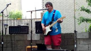 JustBill's BBQ - Joe Turner - 5 - Out of the Blue (Into the Fire)
