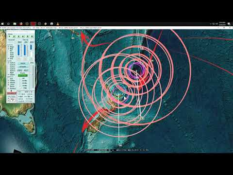 3/20/2019 -- Noteworthy M6.2 Earthquake hits warned area -- West Coast US Volcanic based movement