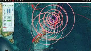 3/20/2019 -- Noteworthy M6.2 Earthquake hits warned area -- West Coast US Volcanic based movement