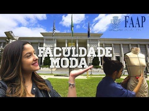TOUR: FAAP / minha FACULDADE DE MODA