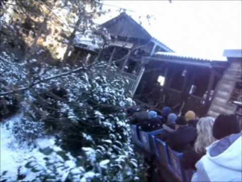 Alpenexpress Enzian Onride im Winter