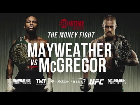 How To Watch Floyd Mayweather Vs Conor McGregor Online For Free