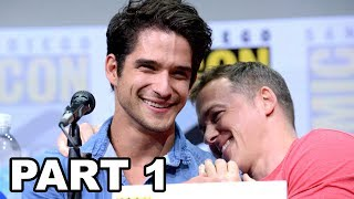 Teen Wolf Comic Con Panel 2017 PART 1