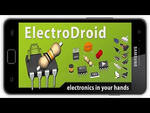 Aplikasi Wajib Praktisi Elektronika - Elektronika Android - Tutorial Hacking Android 2017
