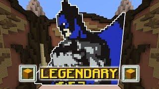 LEGENDARY (Minecraft Build Battle)