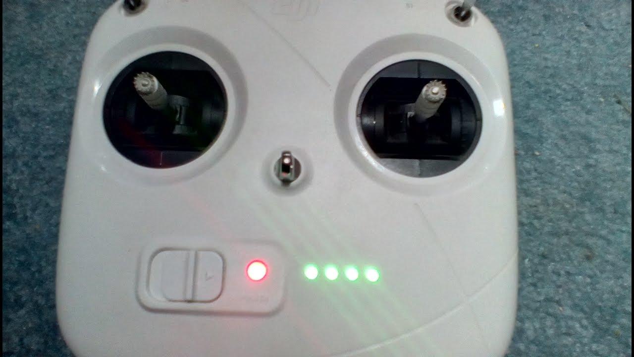 DJI Phantom BEEPING controller FIX DIY HOW TO GPS QUADCOPTER