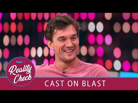 Tyler Cameron Spills The Tea On His 'Bachelorette' Costars   PeopleTV
