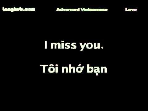 Love - Langhub.com [Learn Vietnamese]