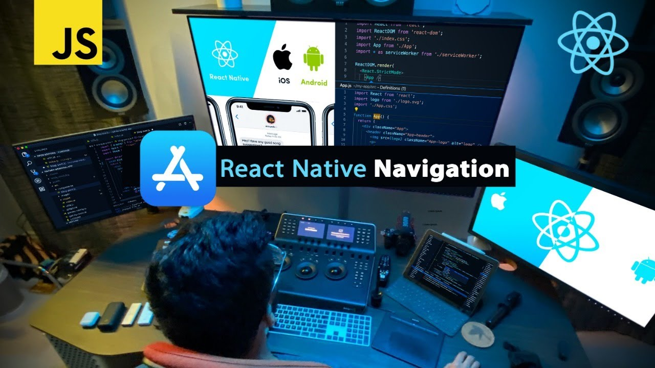 Let's Learn REACT NATIVE Navigation!