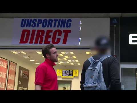 Sports Direct Workers: They're 'zero Heroes' - Badly Paid, Poorly Treated