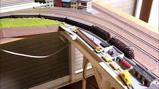EF13牽引の旧客列車