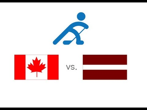 LATVIA VS CANADA