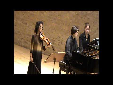Mozart 250th anniversary Mayumi Fujikawa & Oliver Markson