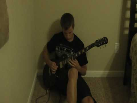 Heavy Metal/Rock Guitar Medley played by Justin Riner