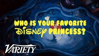 Jeff Goldblum, Daisy Ridley and Akwafina Reveal Their Favorite Disney Princesses