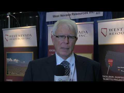 West Nevada Resources Inc at Vancouver Resource Investment Conference 2018