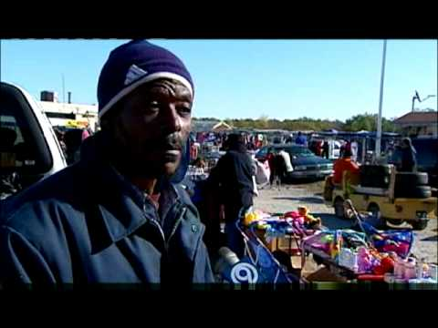 Swap Shop Business Booms In Tough Times