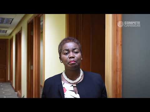 Gloria Henry - President of the Business Processing Industry Association of Jamaica (BPIAJ)