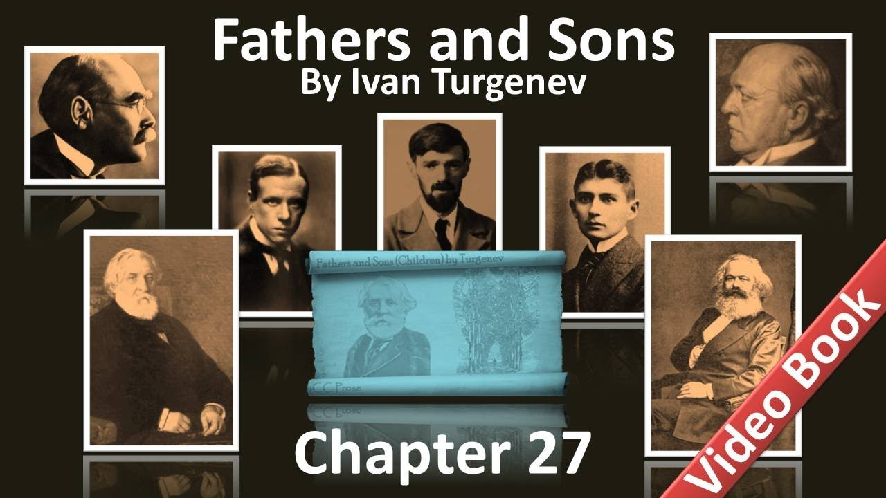 """fathers and sons by ivan turgenev """"fathers and sons"""" by ivan turgenev, published in 1862, takes place in """"old russia"""" with its horse-drawn vehicles and serf-society, but it is as current today as it was groundbreaking then the older (the fathers') generation is seen as behind the times, too conservative, or too liberal."""