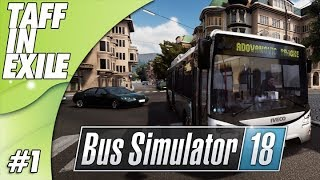 We are back on the buses as we checkout Bus Simulator 18! Following...