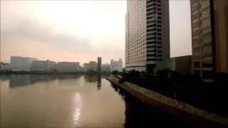 朝6時の東京モノレールからの車窓動画。 (浜松町→天王洲アイル) アッ...