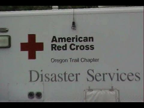 Economic Collapse American Red Cross Disaster Services in Portland Oregon