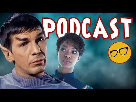 Star Trek Discovery Spock Made By Michael Burnham | Superman No More at The WB