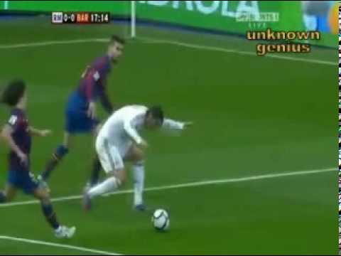 Cristiano ronaldo dive vs barcelona 5 youtube for Cristiano ronaldo dive