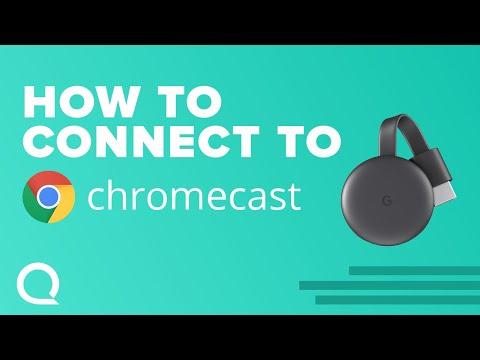 How To Connect Google Chromecast