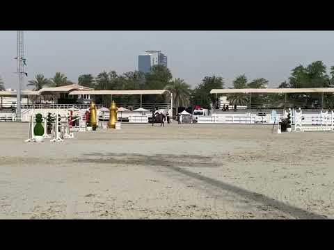 CAN YA DANCE   Dubai Polo and Equestrian Club   2* 1.35