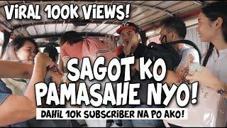 Cover images SAGOT KO PAMASAHE NYO! - JAYTV